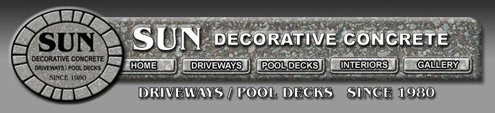 Decorative Pool Decks, Pool Deck Installers, pool deck remodeling, concrete pool decks, pool renovations, Swimming Pool decks, Central Florida